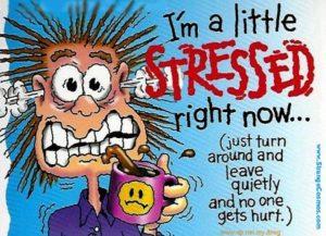Stressed - Stress Uden Grund