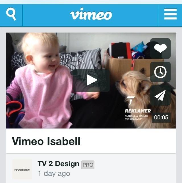 20140226 102140 Jpg - Min Lille Tv Stjerne !