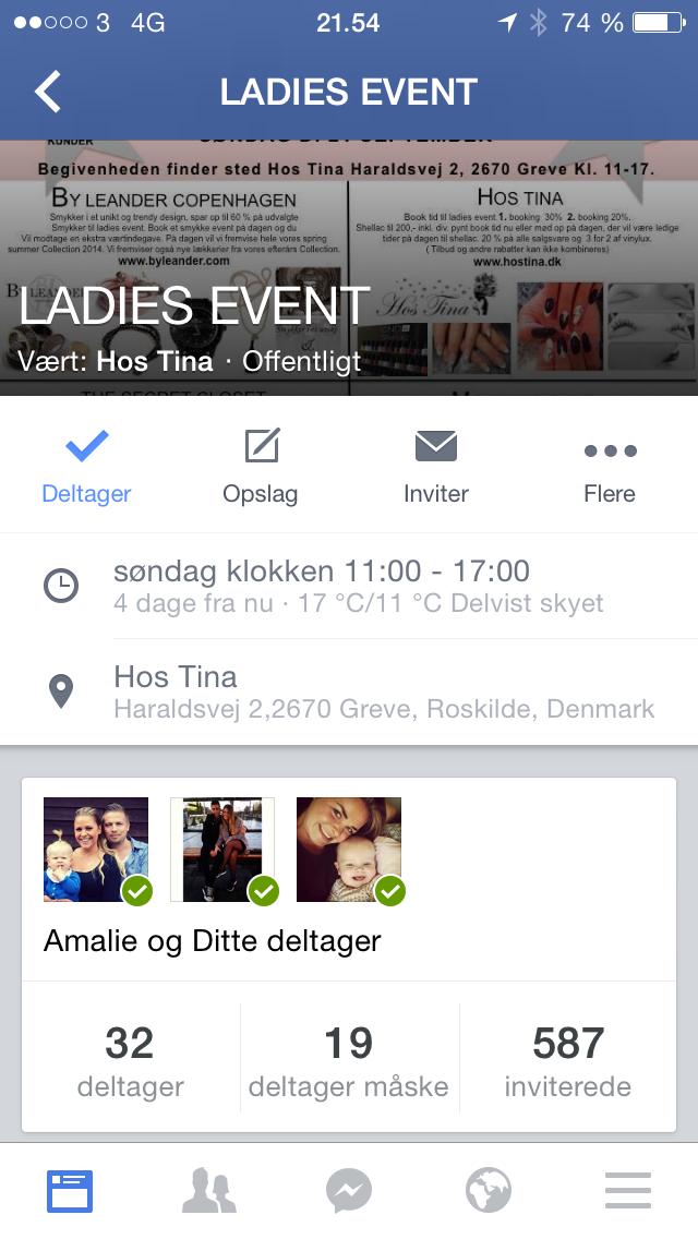 Img - Ladies Event Hos Tina