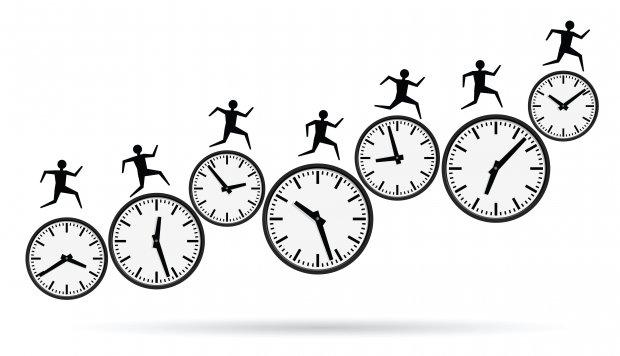 Tiden nærmer sig…